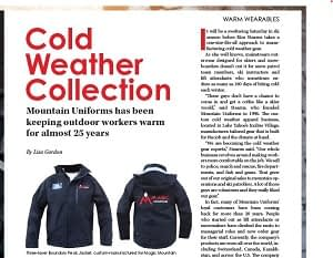 Cold Weather Collection