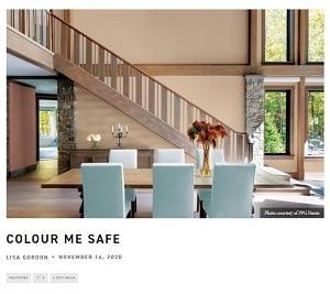 Colour Me Safe