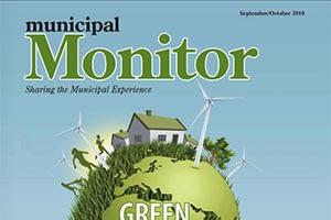 Municipal Monitor September/October 2010