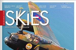 Skies Magazine June/July 2018