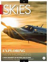 Skies Magazine cover