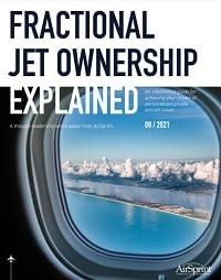 Fractional Jet Ownership Explained