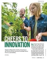 Cheers to Innovation